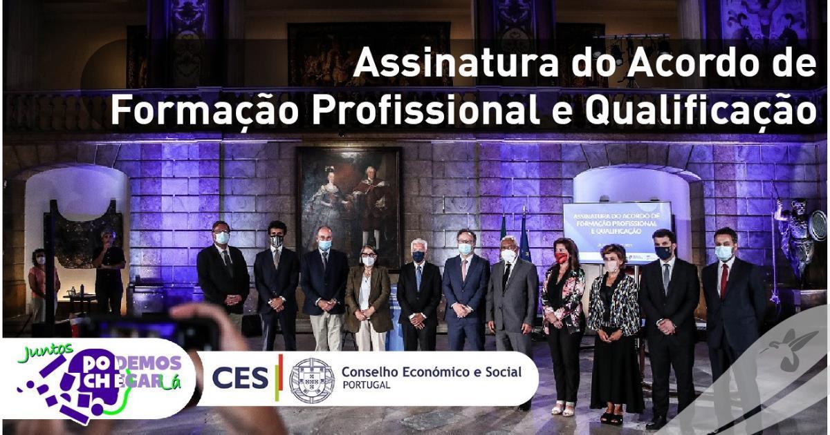Acordo sobre Formação Profissional e Qualificação